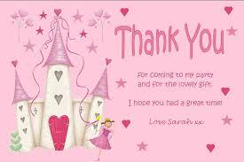 birthday thank you card wording lilbibby com