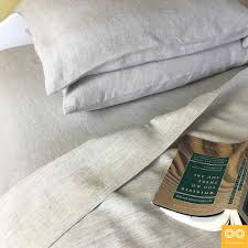 organic linen pillowcases by rawganique co since 1997