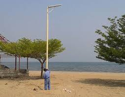 all in one solar street light all in one solar street light integrated solar led street lights