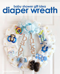 baby wreath wreath diapers and hospital room