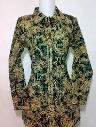 desain baju batik untuk acara resmi 37 contoh desain baju batik terbaik 2018 model baju muslim kebaya