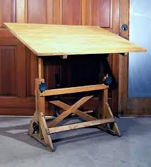 Drafting Table Brisbane by Vintage Industrial Drafting Table With Cast Iron Base