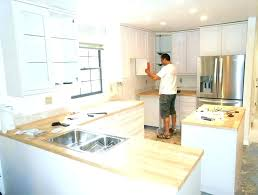 how much are new kitchen cabinets how much does it cost to change kitchen cabinets thelodge club