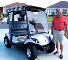retired detective gets to bottom of yamaha golf cart clutch