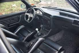 Bmw E30 Interior Restoration 3 Of The Best E30s