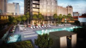 Apartments Downtown La by Atelier Carmel Partners
