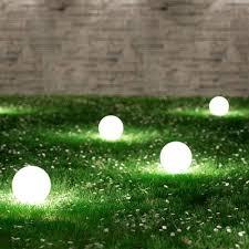 outdoor mushroom lights 10 breathtaking outdoor lighting looks for your yard solar