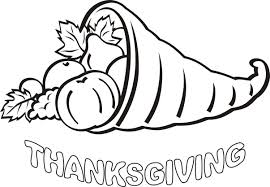 free coloring pages for thanksgiving day u2013 happy thanksgiving