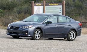 2017 subaru impreza sedan blue 2017 subaru impreza first drive review autonxt