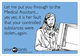 Medical Assistant Memes - let me put you through to the medical assistant yes yes it is