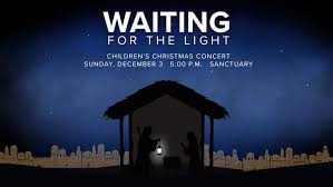 waiting for the light waiting for the light children s christmas concert roswell