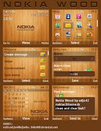 udjo42 themes for nokia c3 nokia wood by udjo42 on deviantart