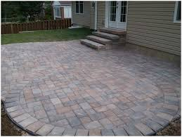 Backyard Stone Ideas Best Backyard Pavers Ideas On Pinterest Patio Back Stone Walkways