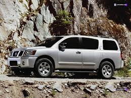 2010 nissan armada information and photos zombiedrive