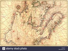 Map Of Italy And Sicily by Portolan Map Of Italy Sicily North Africa U0026 The Mediterranean