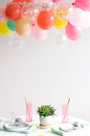 How To Make A Balloon Chandelier 7 Diy Balloon Ideas To Make For Your Kids Party Petit U0026 Small