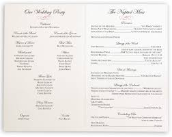 winter wedding programs poinsettia christmas winter and holida wedding programs and