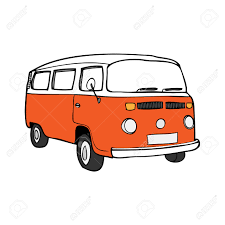 volkswagen van hippie camper clipart hippie van pencil and in color camper clipart