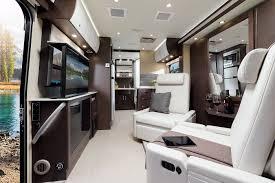 unity floorplans leisure travel vans rv and motorhome interior