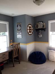 ice hockey bedrooms for teens children and teen room murals boston bruins bedroom