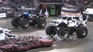 bigfoot monster truck st louis bigfoot monster truck racing team 2013 youtube