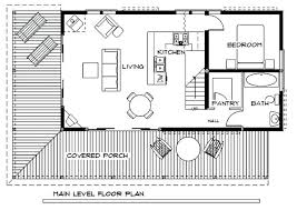 small cabin floorplans cabin blueprints floor plans magnolia backyard cottage floor