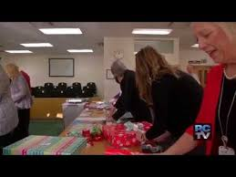 deliver presents county elves deliver presents to a sweet adopt a family