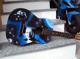 chitarra vasco chitarra vasco airbrushjen
