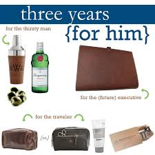 leather anniversary gifts for him just square leather gift guide three year anniversary