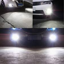 lexus rx330 ac light blinking amazon com alla lighting 50w cree 9006 hb4 white high power