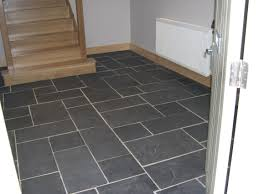 innovative slate tile flooring u2014 new basement and tile ideas