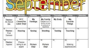 preschool calendars preschool calendar leave a comment infants 4