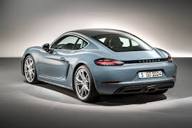 porsche price 2016 2016 718 cayman is heading our way