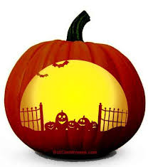 Free Scary Halloween Pumpkin Stencils - 44 best spooky pumpkin carving ideas images on pinterest spooky