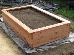 diy planter box building a planter box and planting fruits and veggies garden