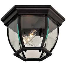 Outdoor Flush Mount Ceiling Lights Outdoor Flush Mount Light Gorgeous Ceiling Within 17