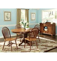 Oval Dining Room Set 42x42 60 Inch Butterfly Dining Table Black Cherry Foldaway Dining