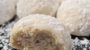 wedding cookies mexican wedding cookies recipe allrecipes