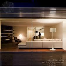 flos spun floor lamp design by sebastian wrong stardust