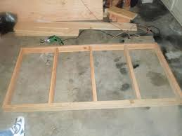 build twin platform bed with trundle plans diy woodworking saw