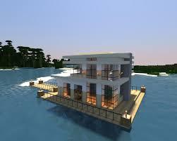 modern house minecraft minecraft modern house render