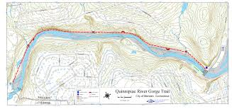 Red River Gorge Map Walking Hiking And Recreation