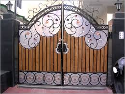 Kerala Home Gates Design Colour by Different Gate Design Gallery With Kerala Designs Types Of Images