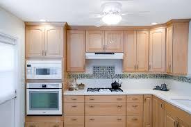 peinture cuisine bois cuisine couleur bois simple cuisine couleur bois with cuisine