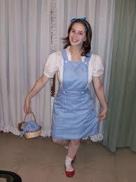 Womens Dorothy Halloween Costume Diy Halloween Dorothy Costume Lauren Conrad