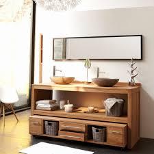 Mini Meuble Salle De Bain by Beautiful Meuble Bois Salle De Bains New Design De Maison