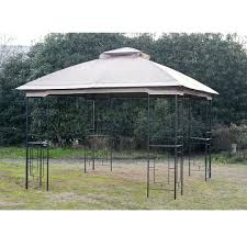 gazebo covers canopy at lowes original manufacturer l b small gazebo canopy
