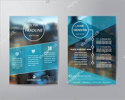 wonderful promotional flyer templates