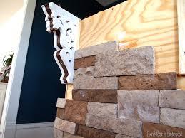 interior brick veneer home depot unusual design airstone