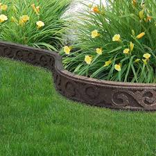 Garden Edge Ideas Flexicurve Garden Edge At Interesting Garden Edging Home Design